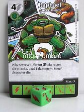 Dice Masters - #035 Raphael Anger Issues - Teenage Mutant Ninja Turtles