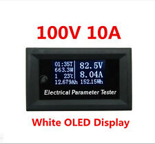 7 in 1 OLED Power Meter Voltage Current Time Power Energy Capacity Temp. Tester