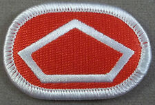 US Army 82nd Airborne Signal Battalion Type 2 Oval Patch