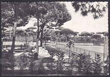 GROSSETO CITTÀ 35 MARINA DI GROSSETO - TENNIS SPORT Cartolina viaggiata 1963