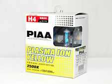 Piaa 2500K Plasma Ion Yellow H4/HB2 Halogen Headlight High/Low Beam Bulbs B