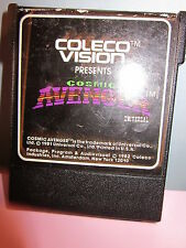 Coleco Vision Cosmic Avenger Video Game