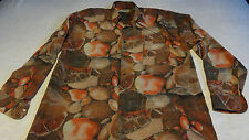 Gruppo di Capi Mens Button Down Shirt Made in Italy Lg