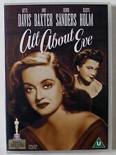 ALL ABOUT EVE / BETTE DAVIS / GEORGE SANDERS / MARILYN MONROE / 1950 CLASSIC R2