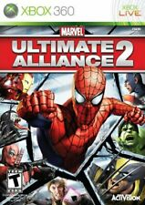 Marvel Ultimate Alliance 2 for Xbox 360 Create and Customize Your Ultimate Team