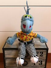 Funny Gonzo Doll with Jalapeno Shirt The Muppets Muppet Show Jim Henson 30 cm