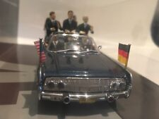 Minichamps Lincoln Continental Presidential Parade Vehicle X-100 1:43