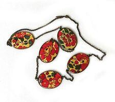 Enamel Charm Necklaces & Pendants