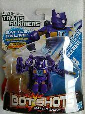 Transformers Bot Shots Super Bot B003 Shockwave