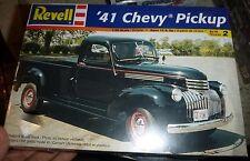 REVELL 1941 CHEVY PICKUP 1/25 Model Car Mountain KIT FS