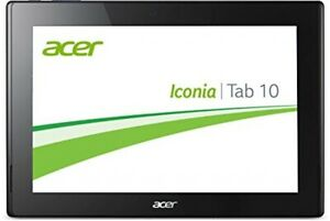"Acer Iconia Tab 10 A3-A30 32GB [10,1"" WiFi only] schwarz - SEHR GUT"