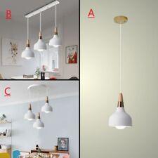 White Pendant Light Bar Pendant lighting Kitchen Lamp Home Modern Ceiling Lights