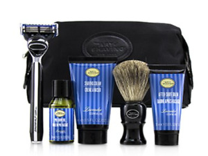 The Art Of Shaving The Four Elements of The Perfect Shave Set with Bag