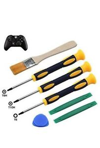 T6 T8H T10H Screwdriver Set for Xbox One Xbox 360 Controller PS3 PS4 Repair fix