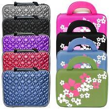 Notebook Laptop Netbook Tasche Hülle Koffer Metallic Flower 12, 13, 14, 15 Zoll