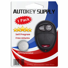For Replacement Keyless Entry Remote Key Fob Transmitter Clicker Control Alarm