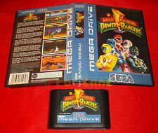 MIGHTY MORPHIN POWER RANGER Sega Mega Drive Versione PAL Europea ○ SENZA MANUALE