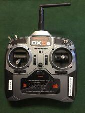Spektrum DX5e 2.4GHz DSMX Spread Spectrum Full Range Air Transmitter