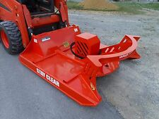 "Kubota Skid Steer Attachment 60"" Direct Drive Brush Cutter Bush Hog - Free Ship"