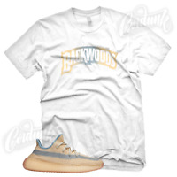 New BACKWOODS Sneaker T Shirt for Yeezy 350 V2 Linen