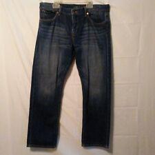 LUCKY BRAND Jeans Women's Size 10/30 SIENNA WEEKENDER CROP Denim