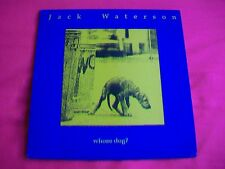 JACK WATERSON - WHOSE DOG? - 1989 LP - HEYDAY 005 - EXCELLENT CONDITION