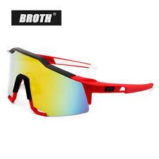 Big Frame Cycling Sunglasses HD Lens Goggles Climbing Fishing Glasses Outdoors
