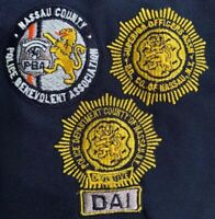 NCPD Nassau County Police Department Long Island Detective PBA NY 2XL NEW NYPD