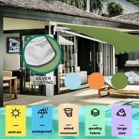 Outdoor Home Garden Patio Markisenabdeckung Baldachin Sun Shade Shelter