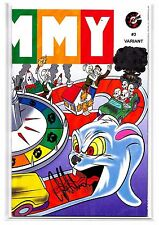 TOMMY #3 - C2E2 Exclusive Game of Life Signed Variant - NM - Creature Comics!