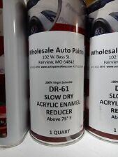 Acrylic Enamel Slow Dry DR - 61 100% Virgin Acrylic Paint Reducer 1 - Quart Can