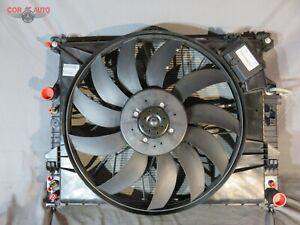 Mercedes GL550 Engine Cooling Motor Radiator  Condenser Fan 11  A2515000703 68K