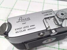 LEITZ LEICA MDa POST 24X27mm AND RARE SUMMARON 2.8cm/5.6 - EX++/MT- REF:CK8593