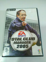 Total Club Manager 2005 EA SPORTS - Set para PC Cd-rom Edition Spain - 3T