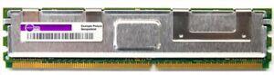 4GB Hynix DDR2-667 PC2-5300F Fb-Dimm ECC RAM Memory HYMP151F72CP4N3-Y5 AC-C Dell
