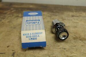 NOS OEM Ford 1961 1962 1963 Falcon Cigarette Lighter Dash Knob C2DZ-15052-A