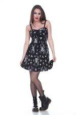Cotton Skater Short/Mini Regular Size Dresses for Women