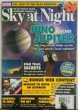 BBC Sky at Night July 2016 Juno Reaches Jupiter Star Trails FREE SHIPPING sb