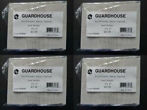200 Guardhouse Eco Friendly Regular Top Loader Card Holder (50 Holders Per Pack)