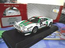 FERRARI 308 GTB Gr.4 Rallye Boucles Spa 2013 Legend #224 Jennen Alital Best 1:43