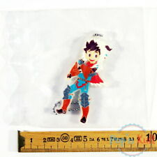 Monster Hunter Stories Ride On Lute Rubber Strap Keychain [JAP] Capcom NEW