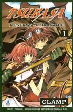 manga STAR COMICS TSUBASA RESERVOIR CHRONICLE numero 1