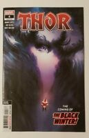 Thor #4 1st Cameo Appearance of Black Winter 2nd Print Variant Marvel Comics