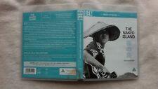 The Naked Island UK RB Blu-Ray Masters of Cinema RARE KANETO SHINDO DISC VGC