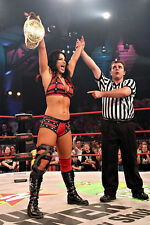 LISA MARIE VARON DIRECT! WIN MY RING GEAR WORN AS TNA WRESTLING CHAMPION * WWE