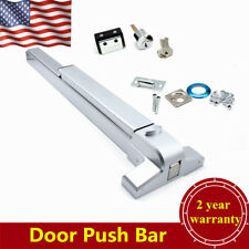 Door Push Bar Panic Exit Device Lock Hardware Latches USA STOCK!