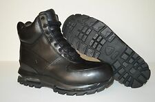 NIKE AIR MAX GOADOME 6'' ACG WATERPROOF BOOTS MEN'S SIZE US 9.5 BLACK 806902-001