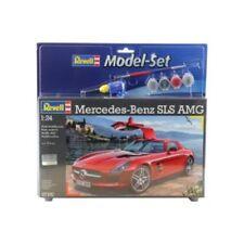 Coches, camiones y furgonetas de automodelismo y aeromodelismo Revell Mercedes de escala 1:24