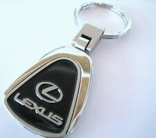 LEXUS KEY CHAIN RING FOB IS200T IS350 IS NX200T ES350 ES RX NX 2017 2016 BLK