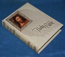 Vintage Holy Bible 1978-1979 Pope Paul VI Fireside Family Edition Catholic